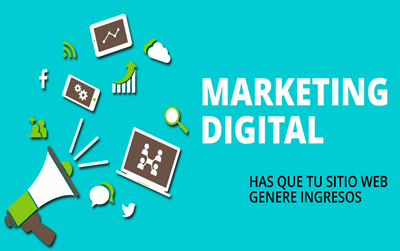 Marketing digital: productos, servicios y clientes potenciales