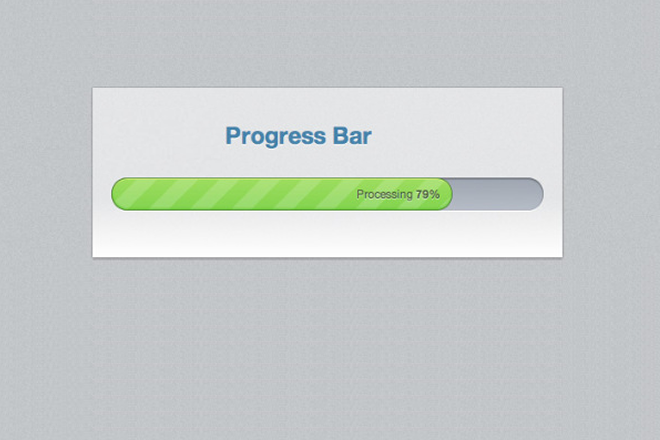 Jquery Progress Bar ASP.Net and css